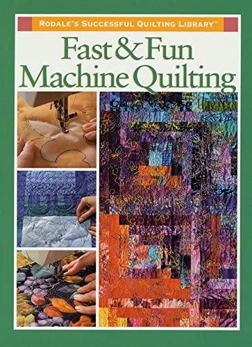 9780875967615: Fast and Fun Machine Quilting