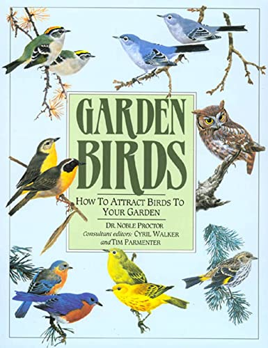 9780875969503: Garden Birds: How To Attract Birds To Your Garden