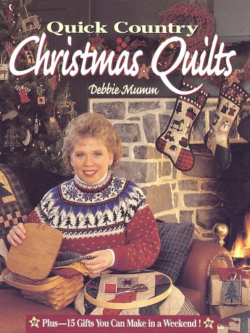 9780875969862: Quick Country Christmas Quilts