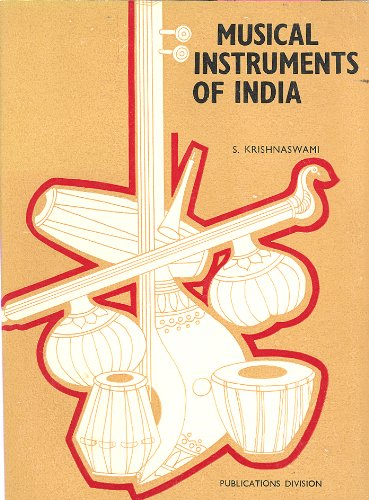 9780875970325: Musical Instruments of India