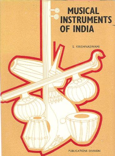 Musical Instruments of India: Krishnaswamy, S.