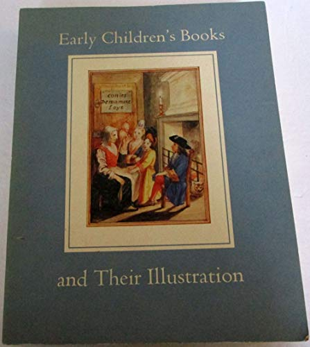 9780875980515: Early children's books and their illustration