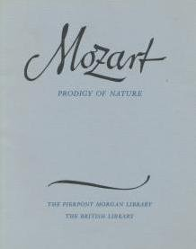 9780875980928: Mozart, Prodigy of Nature