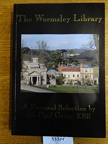 9780875981277: The Wormsley Library: A Personal Selection