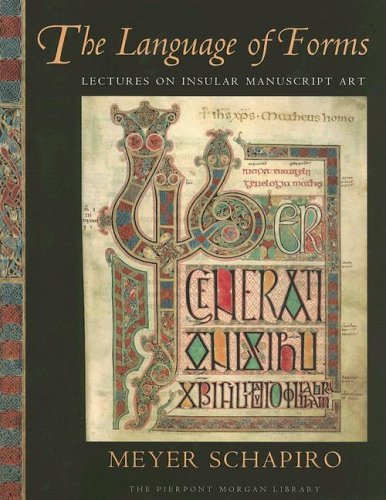 9780875981406: Language of Forms: Lectures on Insular Manuscript Art