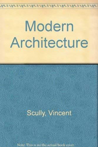 9780876015940: Modern Architecture