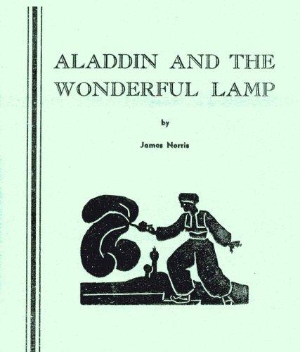 Aladdin and the Wonderful Lamp: James Norris