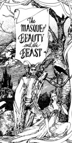 The Masque of Beauty and the Beast: Michael Elliot Brill