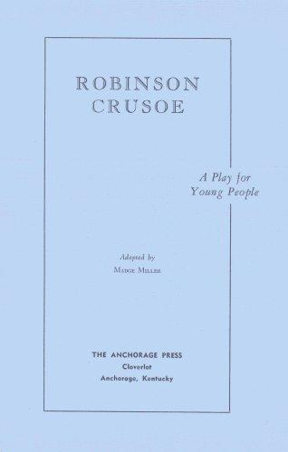9780876021934: Robinson Crusoe (Miniature Play)