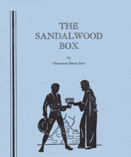 9780876021996: The Sandalwood Box