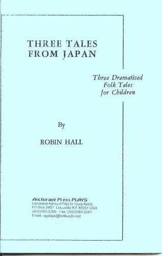 Three Tales from Japan: Robin Hall