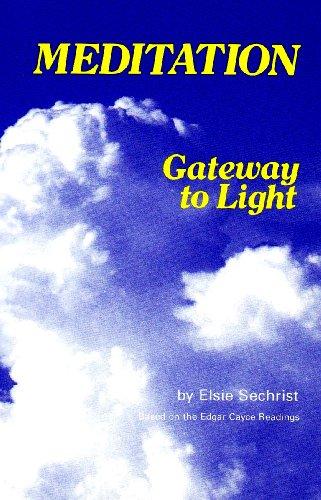 9780876040621: Meditation: Gateway to Light
