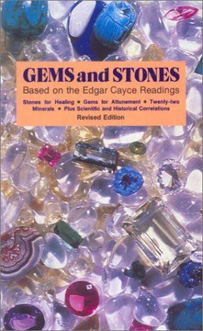 9780876041109: Gems and Stones: Based on the Edgar Cayce Readings