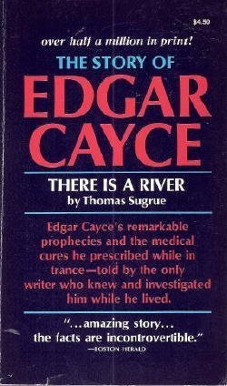 9780876041512: There is a River: Story of Edgar Cayce (Dell)