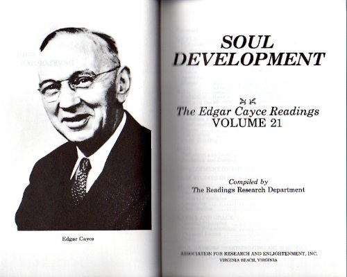 Soul Development: Edgar Cayce