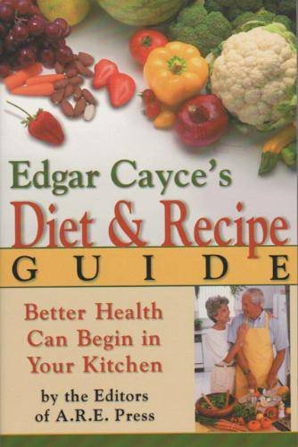 9780876044148: Edgar Cayce's Diet and Recipe Guide