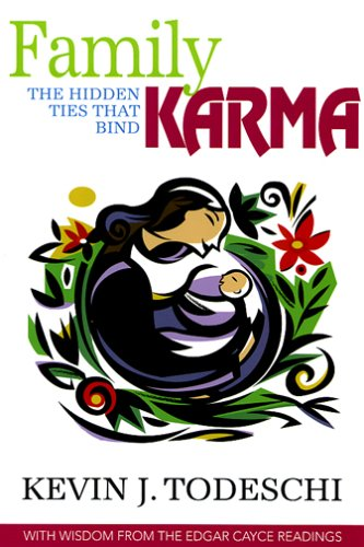 9780876045053: Family Karma: The Hidden Ties That Bind