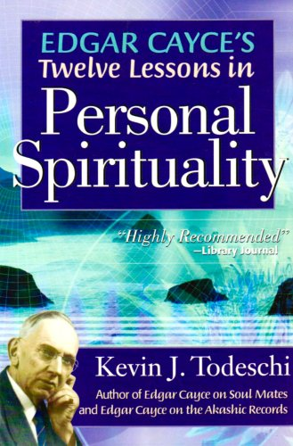 9780876045183: Edgar Cayce's Twelve Lessons in Personal Spirituality