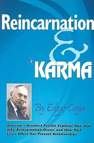 9780876045244: Reincarnation & Karma (Edgar Cayce Series)