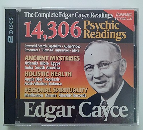 9780876045251: The Complete Edgar Cayce Readings, Version 2.0
