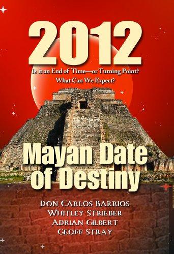 9780876045473: 2012: Mayan Date of Destiny DVD set