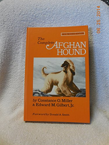 9780876050002: Complete Afghan Hound