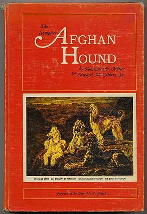 9780876050002: The Complete Afghan Hound