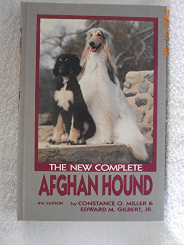 9780876050019: The New Complete Afghan Hound