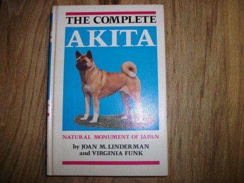 9780876050064: The Complete Akita