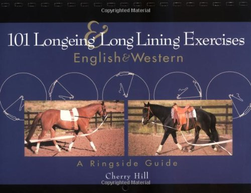 9780876050460: 101 Longeing and Long Lining Exercises English and Western: A Ringside Guide