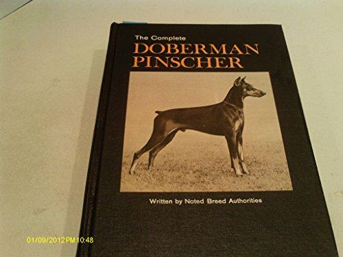9780876051108: The Complete Doberman Pinscher