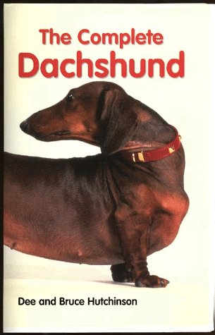 9780876051351: The Complete Dachshund