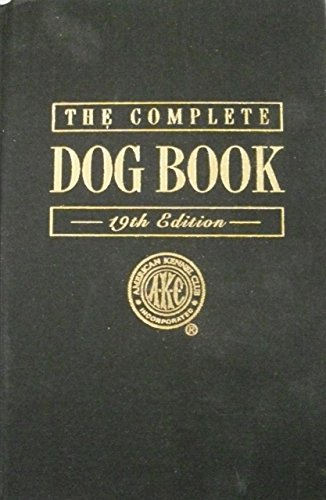 9780876051481: The Complete Dog Book