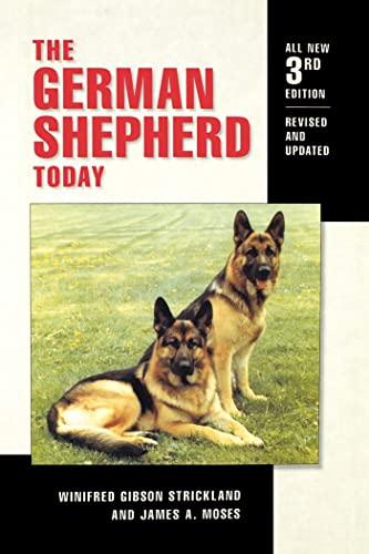 9780876051542: The German Shepherd Today