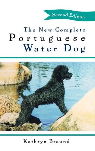 9780876052617: The New Complete Portuguese Water Dog (Howell reference books)