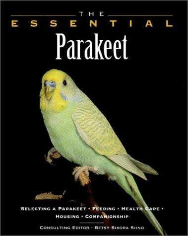 9780876053386: The Essential Parakeet