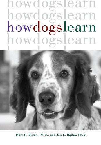 9780876053713: How Dogs Learn