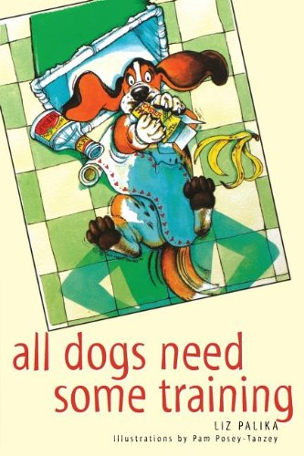 All Dogs Need Some Training: Palika, Liz