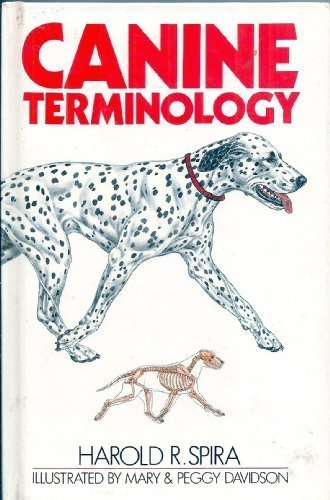 9780876054161: Canine Terminology