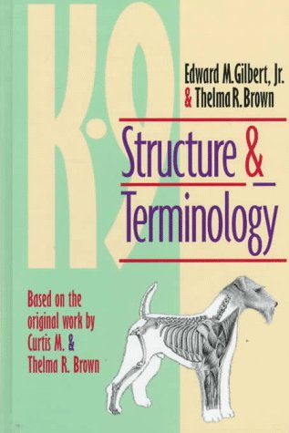 9780876054215: K-9: Structure and Terminology