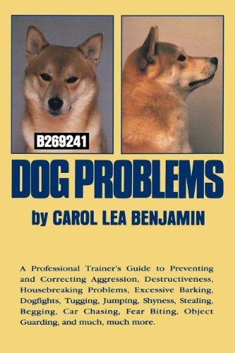 9780876055144: Dog Problems (Howell reference books)