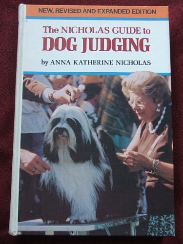 9780876056653: The Nicholas Guide to Dog Judging