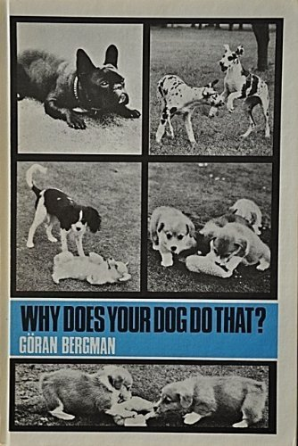 9780876058084: Why Does Your Dog Do That? (English and Swedish Edition)