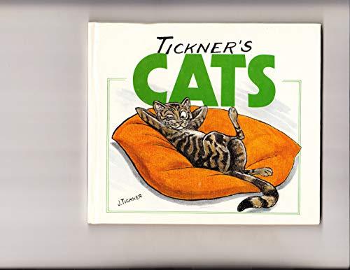 Tickner's Cats: Ticknor, John