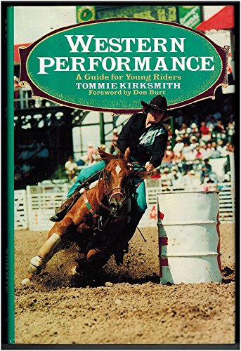 9780876058442: Western Performance: A Guide for Young Riders (The Howell Equestrian Library)