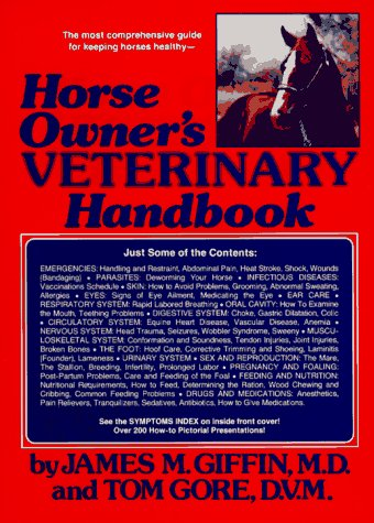 9780876058800: Horse Owner's Veterinary Handbook