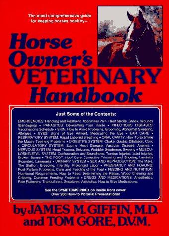 9780876058800: Horse Owner's Veterinary Handbook