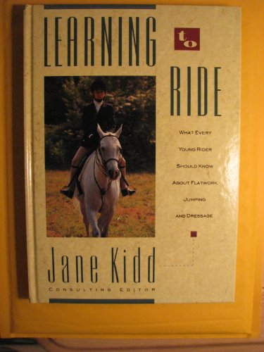 9780876059616: Learning to Ride (Howell Equestrian Library)