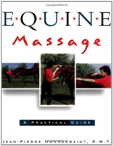 9780876059982: Equine Massage: A Practical Guide
