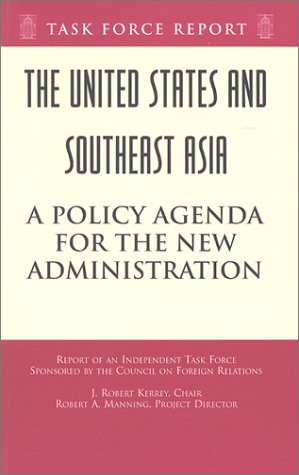 9780876092750: The United States and Southeast Asia